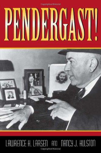 Pendergast!