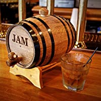2-Liter American White Oak Barrel