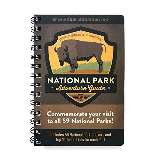 (National Park Adventure Guide)