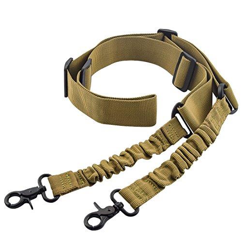 XAegis 2 Point Rifle Sling Adjustable Shoulder Strap 30