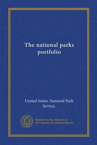 The national parks portfolio (National Parks Portfolio)