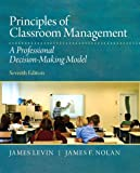 Principles of Classroom Management 7th Edition