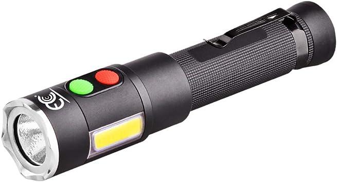 New High Power LED Torch Bright Light Emergency Signal Flashlight Ultrabright UK