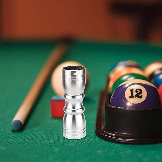 SelfTek Snooker y billar Consejos Pajarita 3 en 1 herramienta de ...