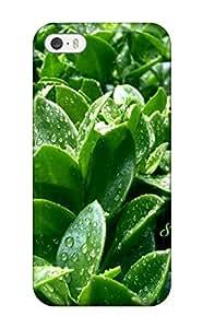 Excellent Design Green Grasses 1 Phone Case For Iphone 5/5s Premium Tpu Case