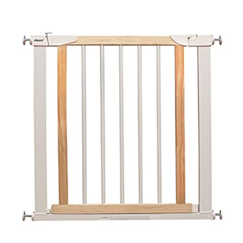 Amazon Com White Wooden Baby Gate For Doors Extension Safety 1st