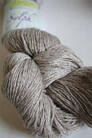 - Jade Sapphire Sylph - Cashmere & Linen Yarn (S13 Haboob)