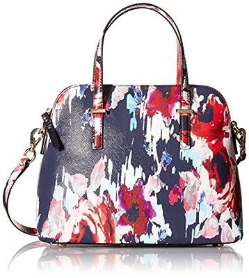 kate spade new york Cedar Street Floral Maise Satchel Bag