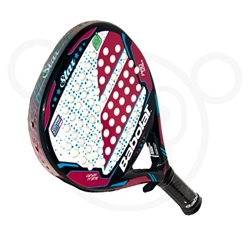 Pala de padel Babolat Star Woman 2015: Amazon.es: Deportes y ...
