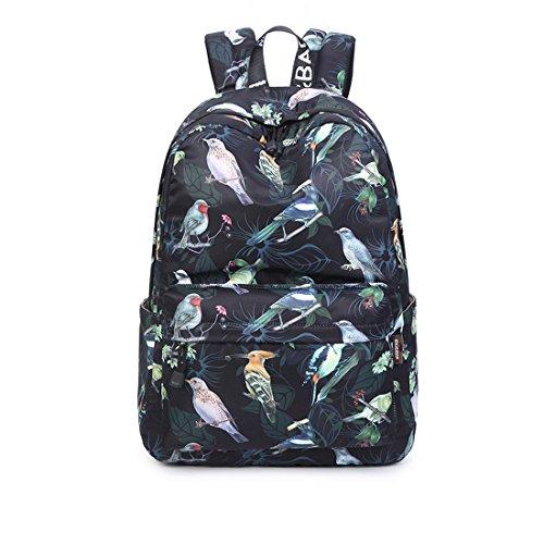 Joymoze Waterproof Girl School Backpack Fit for 15.6