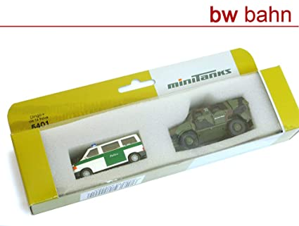 Amazon.com: Roco mini-tanks Modern Ejército Alemán BW ...