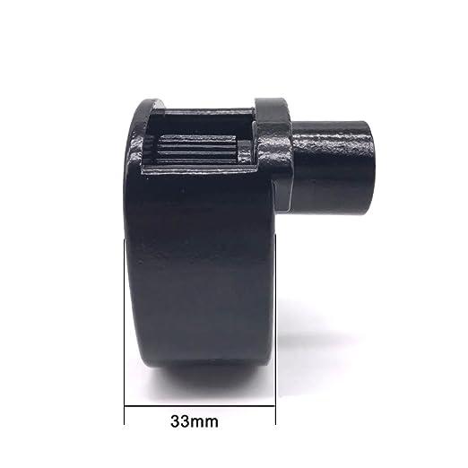 Universal Rótula para barra llave Rótula axial para herramientas 33 - 42 mm: Amazon.es: Coche y moto
