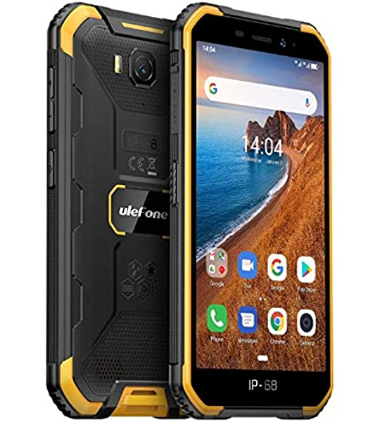 Ulefone Armor X6 Teléfono Moviles Resistentes, Android 9.0 5.0 ...