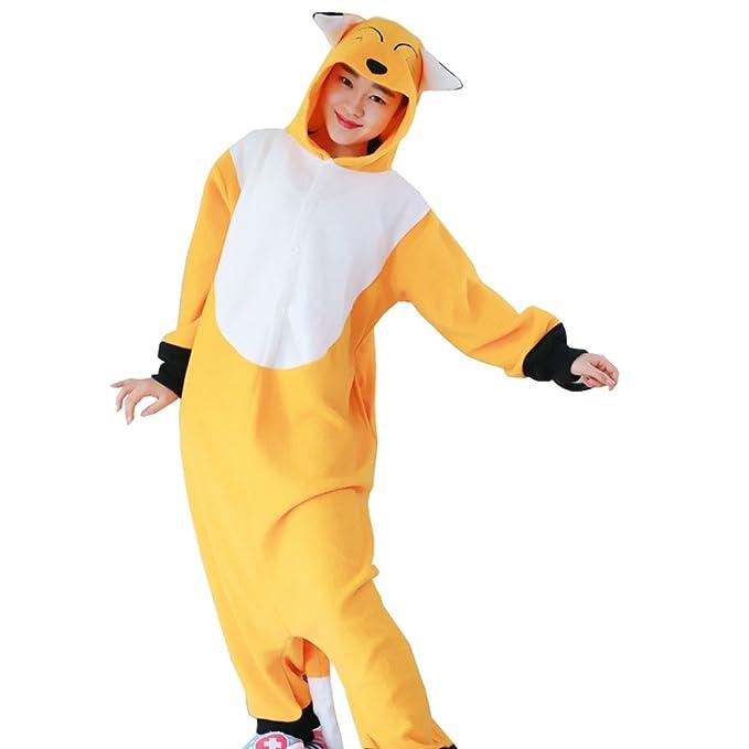 Yimidear® Unisex Cálido Pijama Animales Traje Disfraz ...