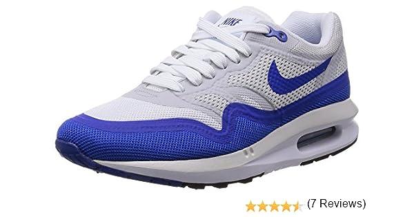 Nike Air Max Lunar1 - Zapatillas para mujer Blanco M: Amazon.es: Ropa y accesorios