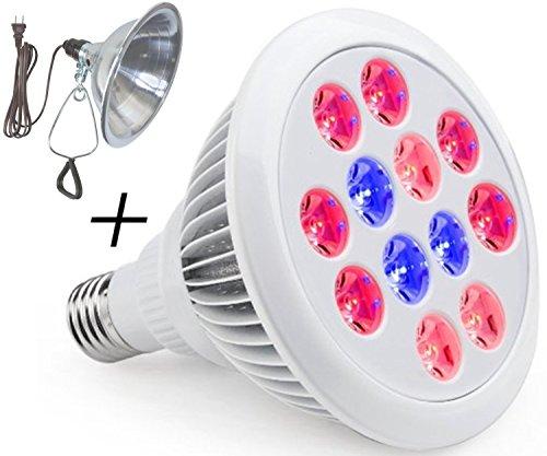 indoor led grow light bulbs w