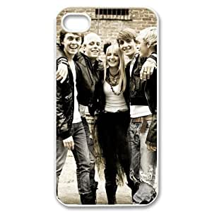 EVA R5 IPhone 4,4S Case,Snap-On Protector Hard Cover for IPhone 4,4S