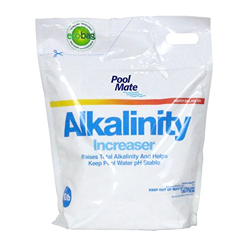 Pool Mate 1-2256B Total Alkalinity Increaser for Swimming Pools, 10-Pound ()
