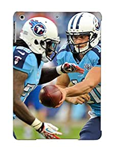 Exultantor High-end Case Cover Protector For Ipad Air(tennessee Titans Nfl Football Du)