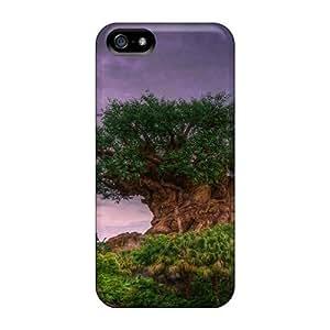 New Premium Flip Big Fat Tree Hdt Skin Case For Sam Sung Galaxy S5 Mini Cover