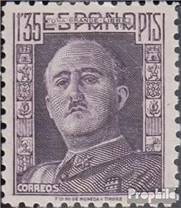 Prophila Collection España Michel.-No..: 937A 1946 Franco (Sellos para los coleccionistas): Amazon.es: Juguetes y juegos