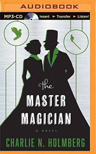 The Master Magician (The Paper Magician) by Brilliance Audio