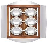 Nambé Wave Seder Plate