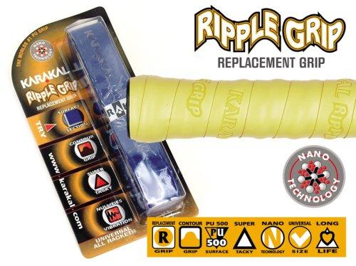 Karakal Ripple Replacement Grip, 1-pack Asst. Colors