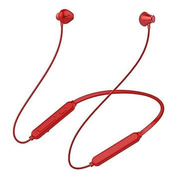 Auriculares Bluetooth Inalámbricos De Los Deportes Que Funcionan con El Cuello Auriculares Bluetooth Magnéticos De La