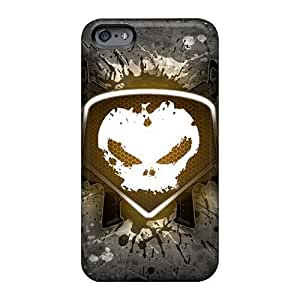 New Fashion Premium Tpu Case Cover For Iphone 6 - Avenged Sevenfold Band A7X