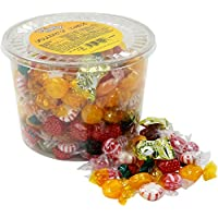 Office Snax Fancy Mix Candy, 2-Pound Tub (Pack of 4)