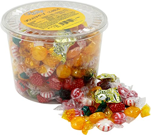 Office Snax Fancy Mix Candy, 2-Pound Tub (Pack of 4) 2 Lb Candy Tubs