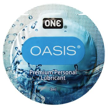 ONE Vanish Hyperthin Latex Condoms with Discreet Compact Travel Tin and Lubricant (25)