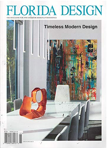 Florida Design Magazine Volume 29 Number 1 2019 (Magazine Florida Design)