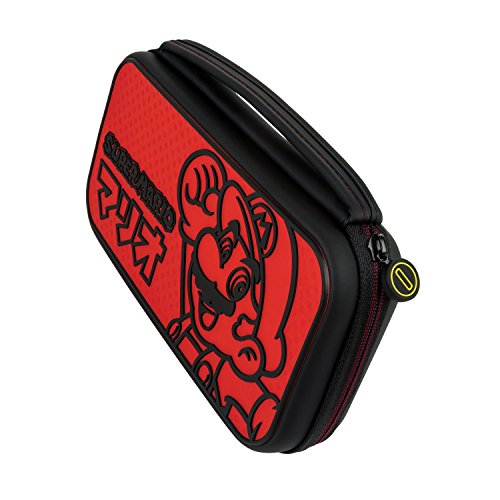 Nintendo Switch Mario Kana Deluxe Slim Travel Case for Console and Games by PDP