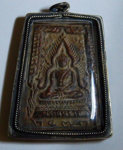 San Jewelry Lucky Amulets Religions,Spirituality,Buddhism Thai Amultes Praputtajinaraj Amulets,lucky and Wealth Amulets Thai Buddha Luck & Rich Amulet by San Jewelry