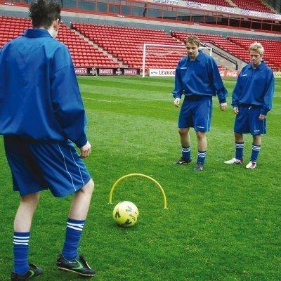 Football Passing円弧トレーニング機器Soccer Coaching &スキル開発援助by Osg