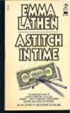 Stitch in Time, Emma Lathen, 0671455265