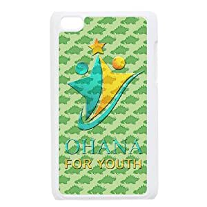Cartoon Ohana for Ipod Touch 4 Phone Case 8SS460481