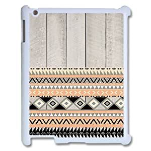 Aztec Wood ZLB516645 Customized Case for Ipad 2,3,4, Ipad 2,3,4 Case by mcsharks