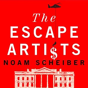 The Escape Artists Audiobook