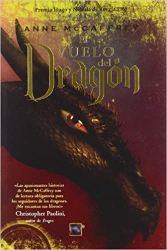 El vuelo del dragon (Roca Editorial Juvenil) (Spanish Edition): Anne McCaffrey: 9788492429158: Amazon.com: Books