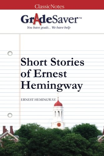 Short Stories Of Ernest Hemingway In Another Country