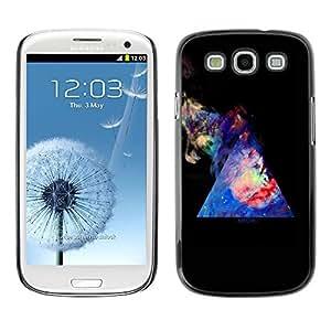 Dragon Case - FOR Samsung Galaxy S3 - in the night sky - Caja protectora de pl??stico duro de la cubierta Dise?¡Ào Slim Fit