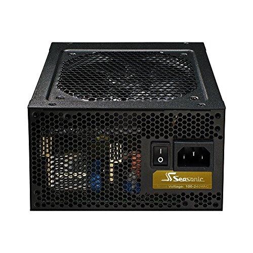 Seasonic X-850(SS-850KM3 Active PFC F3) 850W 80 Plus Gold ATX12V/EPS12V Power Supply by Seasonic