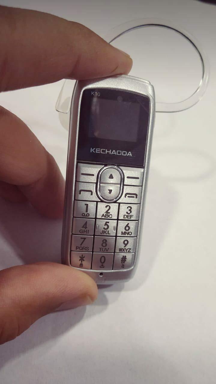 c1c74dd51949ab Kechaoda K10 Sim Keypad Mini Mobile Phone, Rose Gold: Amazon.in: Electronics