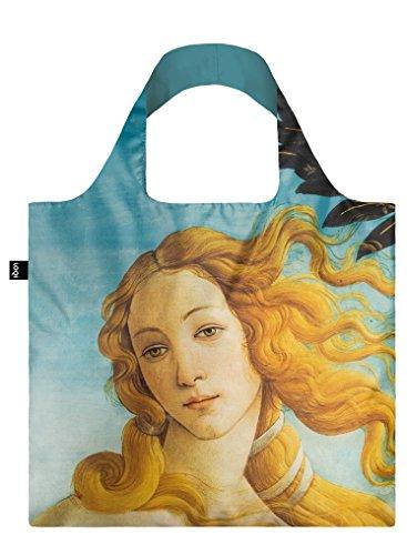 LOQI SANDRO BOTTICELLI The Birth of Venus Bag