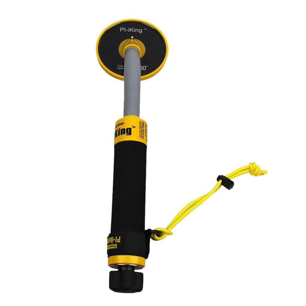 MonkeyJack Waterproof Handheld Metal Detector,Precise Direction PI Underwater Finding Treasure Gold Hunting Unearthing Tool Yellow by MonkeyJack (Image #7)