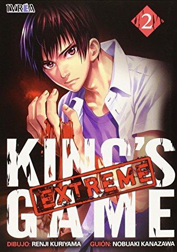 Descargar Libro King's Game Extreme 2 Nobuaki Kanazawa