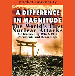 A Difference in Magnitude Audiobook